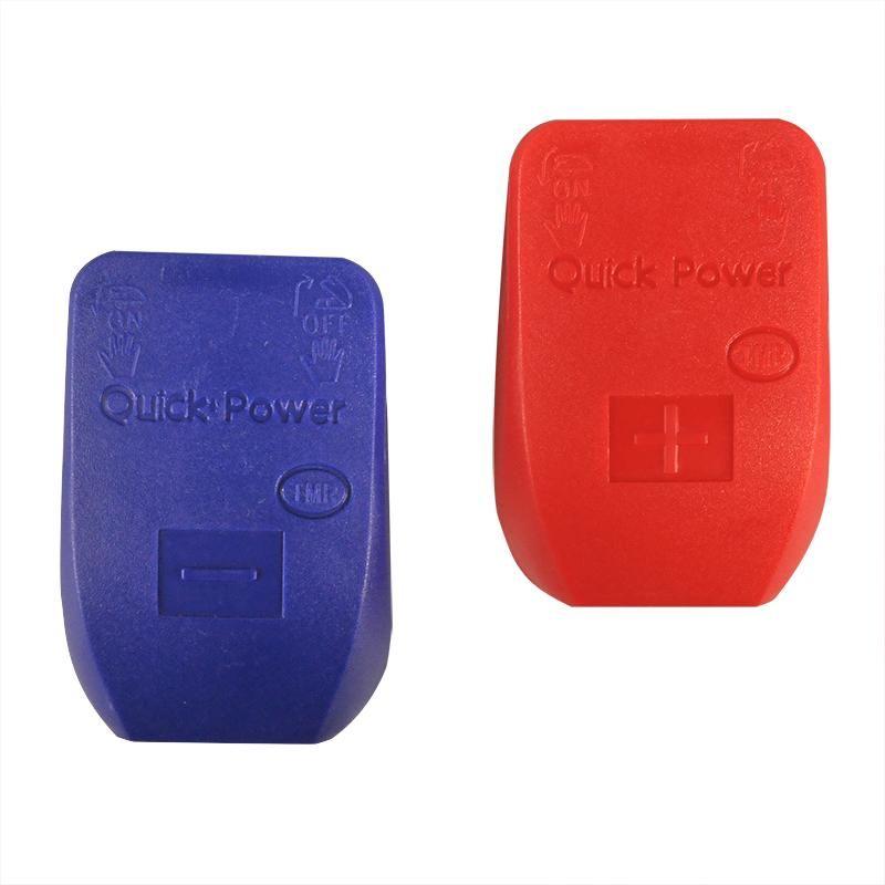 2 x et 2x cosse de batterie connecteur rapide set voiture neuf ebay. Black Bedroom Furniture Sets. Home Design Ideas