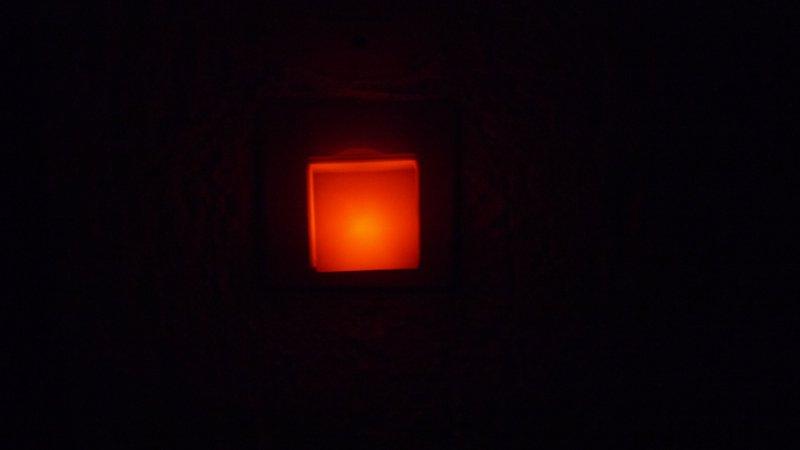 2x ddr nachtlicht steckdosenlicht orientierungslicht. Black Bedroom Furniture Sets. Home Design Ideas