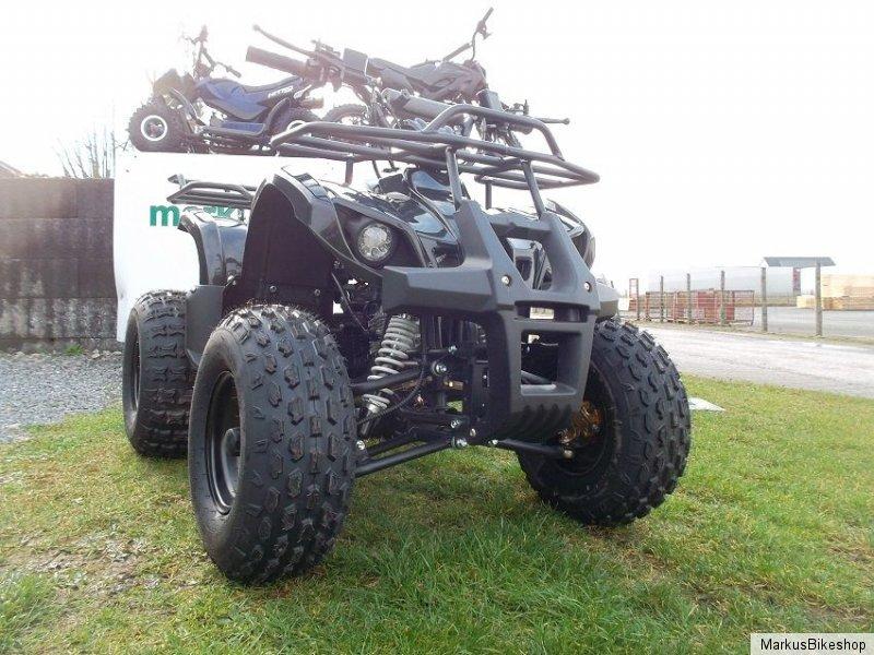 quad 125 ccm dirtbike pitbike 4 takt motor motocross quad. Black Bedroom Furniture Sets. Home Design Ideas