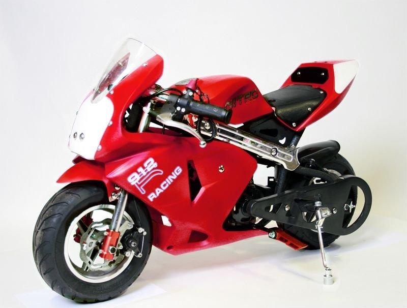 pocketbike dirtbike motorrad kinder racingbike. Black Bedroom Furniture Sets. Home Design Ideas