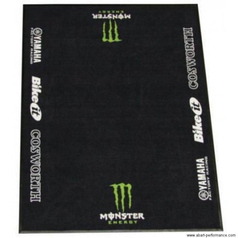 Teppich Yamaha Monster Energy Garagenteppich Werkstatt