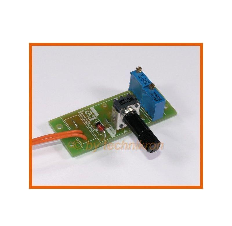 4 - 20 mA Stromgeber Bausatz Passiv SG1-P - Technikron