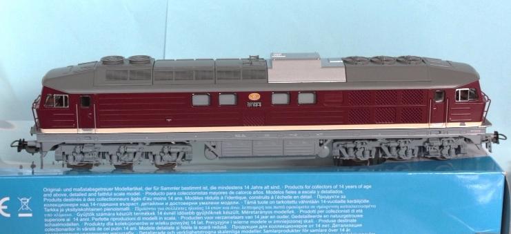 Piko 52570 Diesellok 118 131-2 Spur H0 - digital (D&H) mit Sound (Henning-Sound)