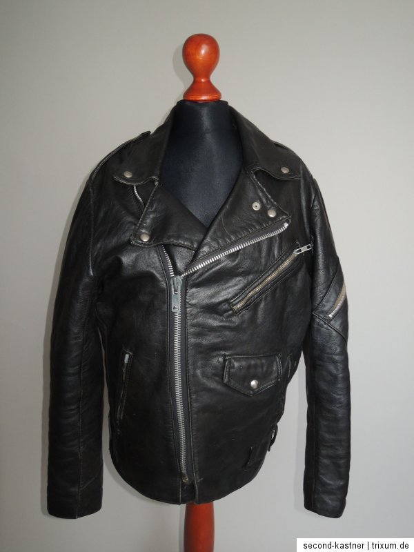 belstaff herren motorrad jacke lederjacke motorradjacke mad max gr s m vintage ebay. Black Bedroom Furniture Sets. Home Design Ideas