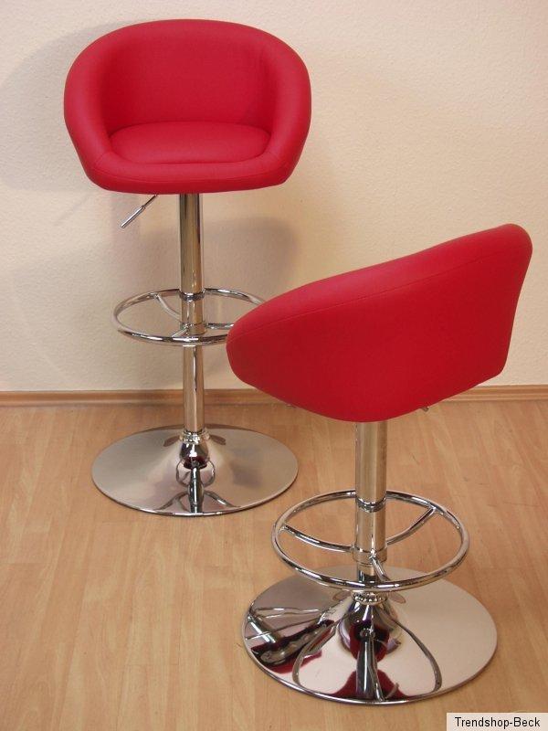 Barhocker schaumstoffgepolstert chrom 3 farben barstuhl for Barhocker bei ebay