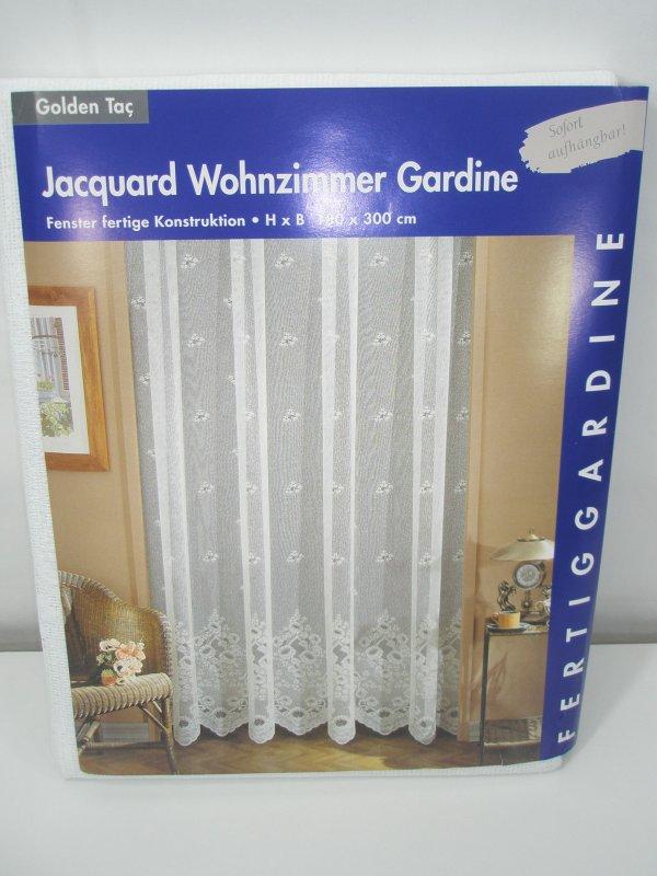 Gardinen Deko fertige gardinen mit kräuselband : GARDINE STORE VORHANG 180 X 300 MIT KRu00c4USELBAND FERTIG SOFORT ...