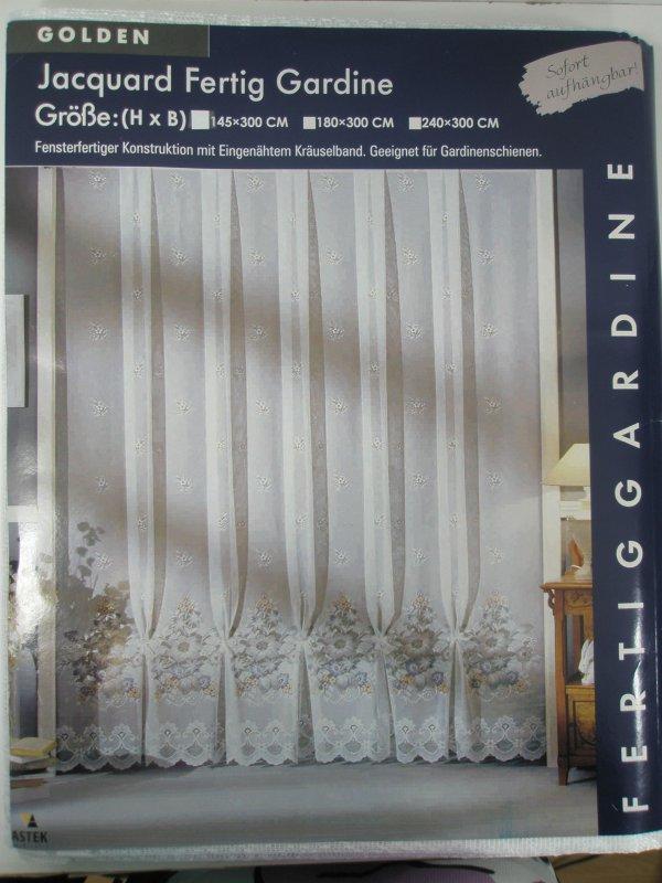 gardine store vorhang 145 x 300 mit kr uselband fertig. Black Bedroom Furniture Sets. Home Design Ideas