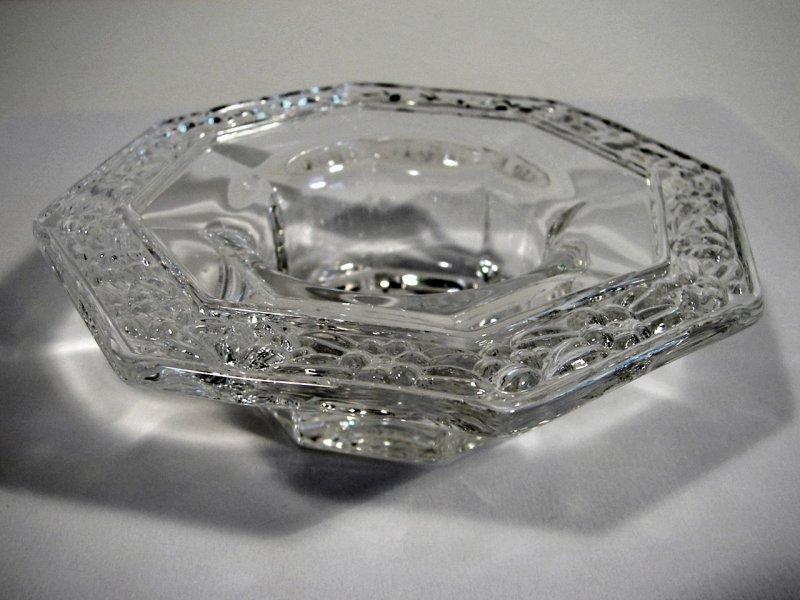 rosenthal classic rose maria wei 1 teelichthalter tischdeko aus glas ebay. Black Bedroom Furniture Sets. Home Design Ideas