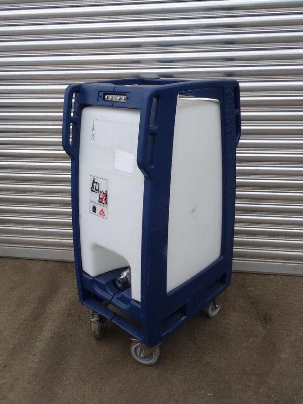 Turbo Promens Cruzer fahrbarer Wassertank Regenwassertank Regenfass 300  QB73