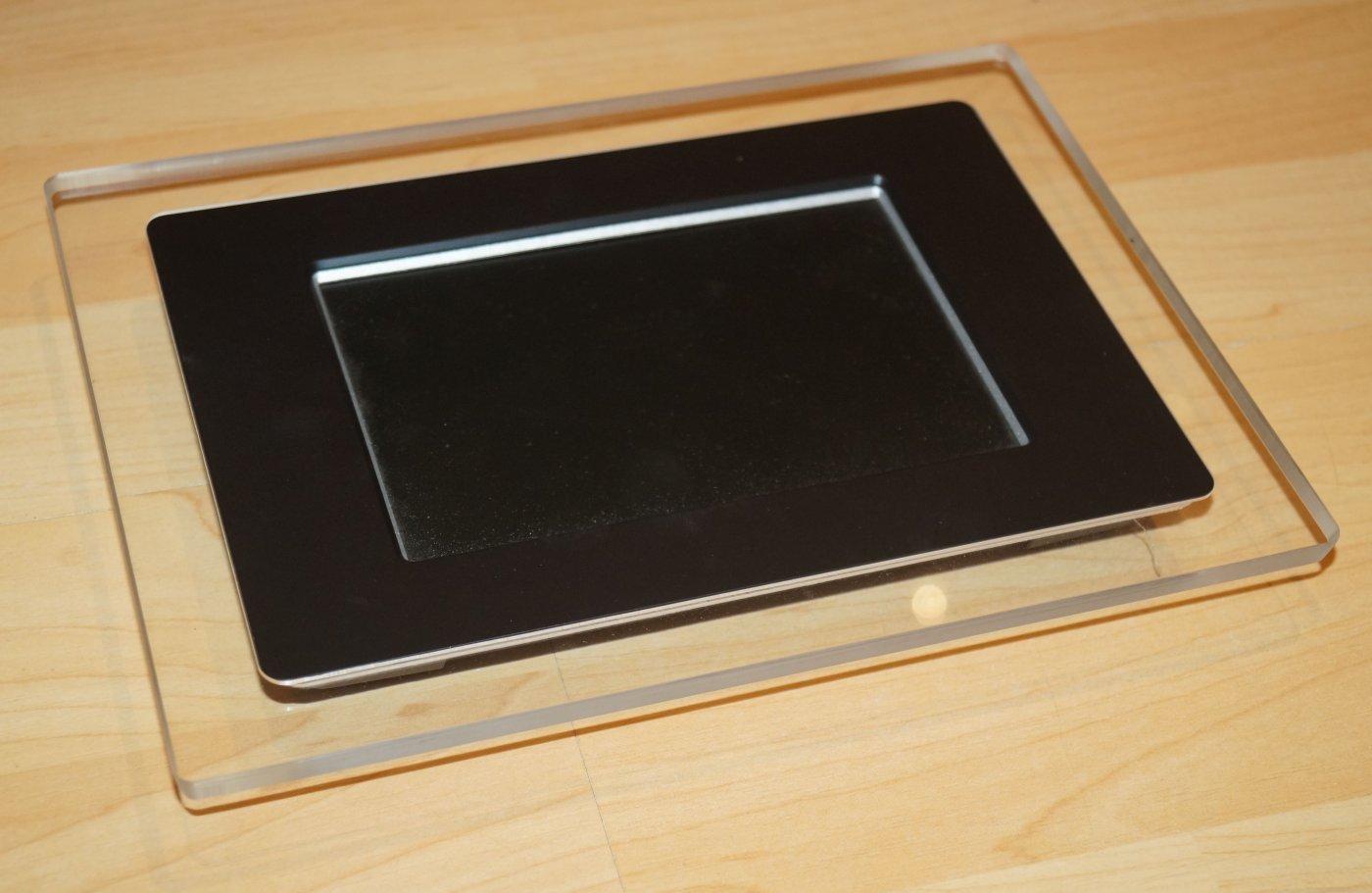 digitaler 7 zoll bilderrahmen aiptek picasso ebay. Black Bedroom Furniture Sets. Home Design Ideas
