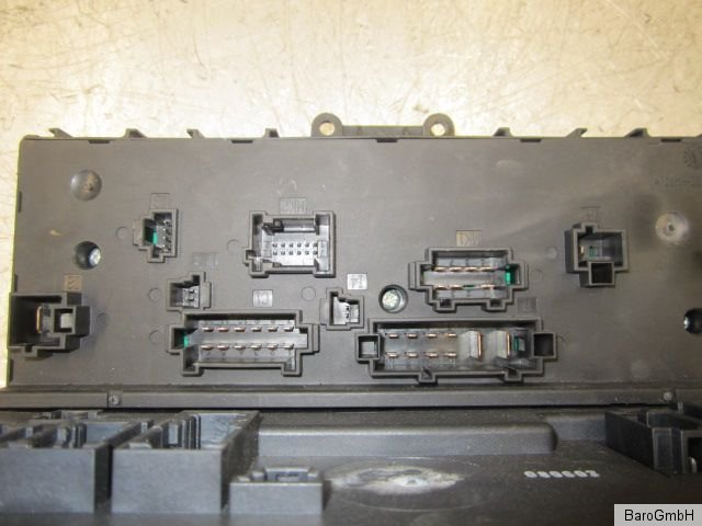 mercedes w639 vito sam caja de fusibles unidad de control. Black Bedroom Furniture Sets. Home Design Ideas