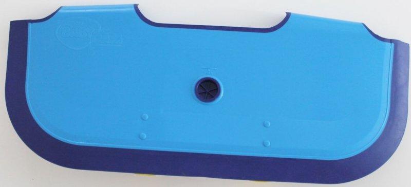 baby dam badewannenverkleinerer trenner blau badewannenabtrennung wanne ebay. Black Bedroom Furniture Sets. Home Design Ideas