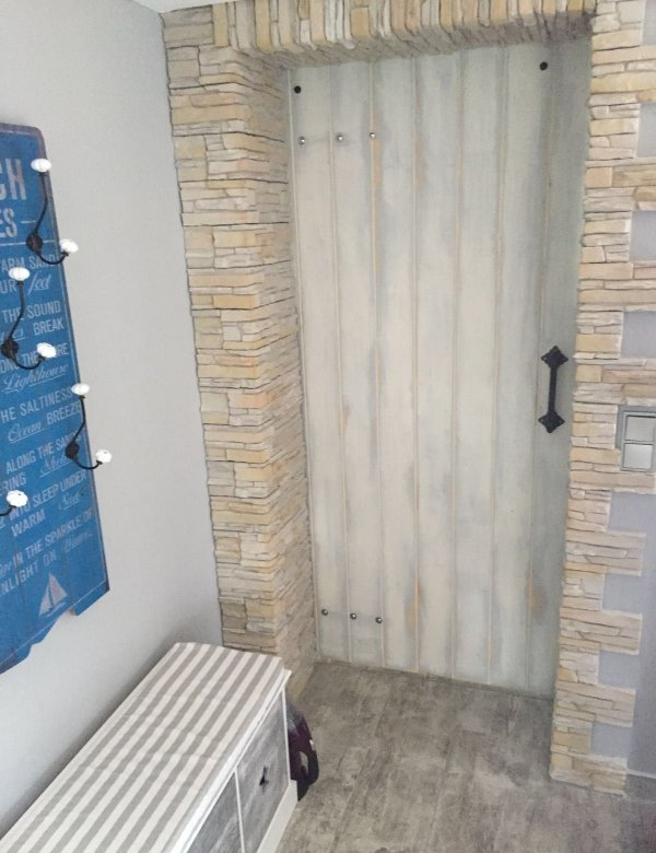 schiebet r holzt r neu auf ma ein preis inkl vintage lackierung typ 2 ebay. Black Bedroom Furniture Sets. Home Design Ideas
