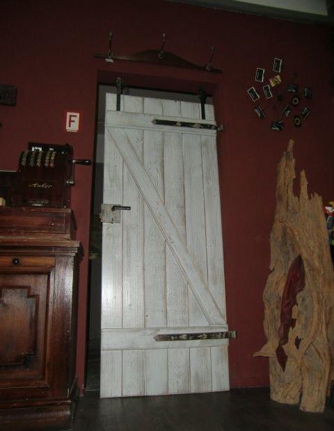 schiebet r scheunentor rollen neu vintage auf ma. Black Bedroom Furniture Sets. Home Design Ideas