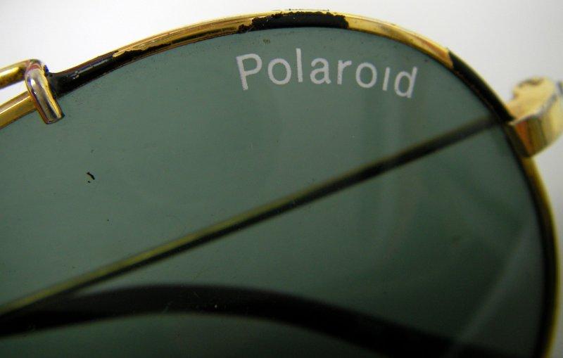 sonnenbrille polaroid 4106b vintage 70er jahre kult brille fliegenbrille sammler ebay. Black Bedroom Furniture Sets. Home Design Ideas