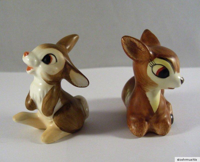 walt disney bambi und hase klopfer aus bambi figur von. Black Bedroom Furniture Sets. Home Design Ideas
