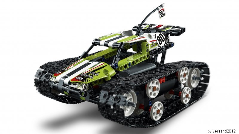lego technic 42065 ferngesteuerter tracked racer neu. Black Bedroom Furniture Sets. Home Design Ideas