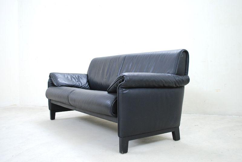 de sede ds 14 ledersofa sessel black sofa ebay. Black Bedroom Furniture Sets. Home Design Ideas