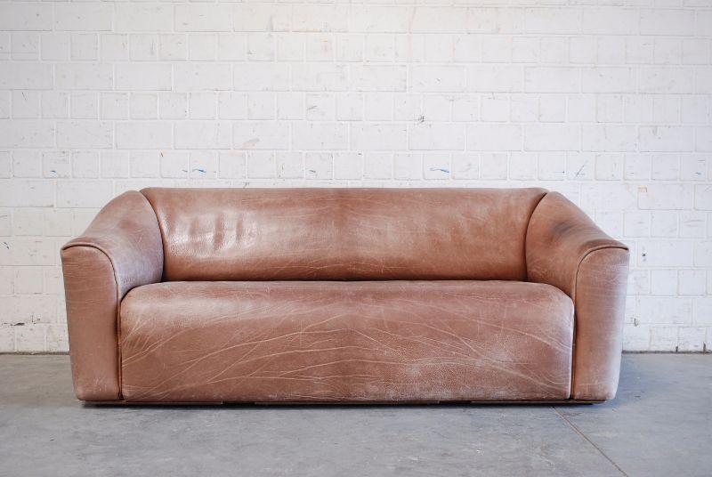 de sede ds 47 ds 47 03 vintage neckleder sofa ledersofa skin. Black Bedroom Furniture Sets. Home Design Ideas