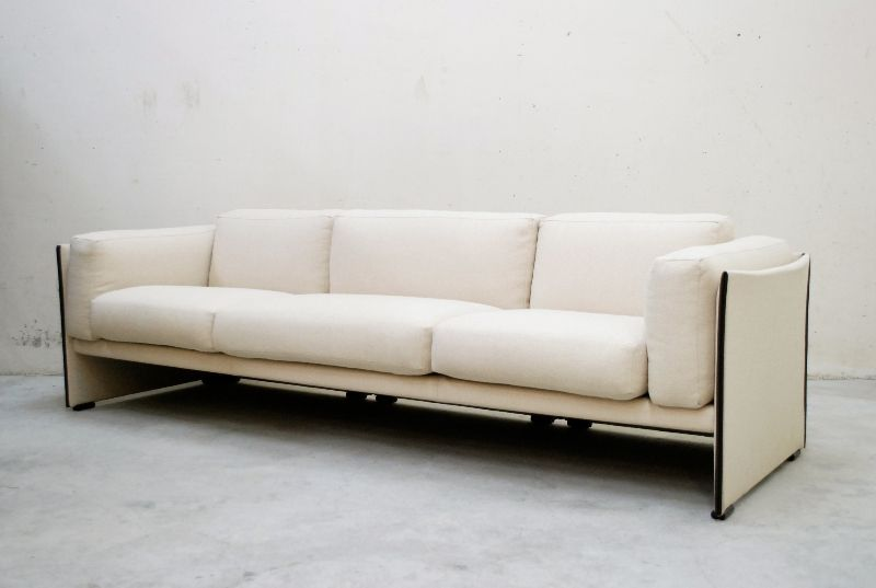 cassina sofa ensemble 3 2 modell duc mario bellini np eur top zustand ebay. Black Bedroom Furniture Sets. Home Design Ideas