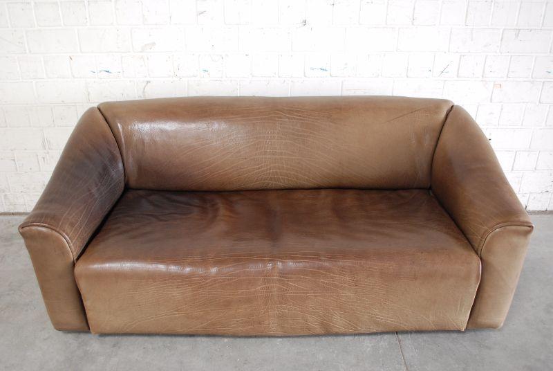 de sede ds 47 ds 47 03 vintage neckleder sofa ledersofa. Black Bedroom Furniture Sets. Home Design Ideas