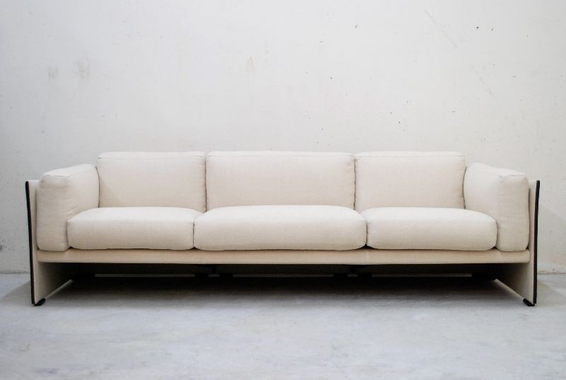 cassina sofa ensemble 3 2 modell duc mario bellini np 19. Black Bedroom Furniture Sets. Home Design Ideas