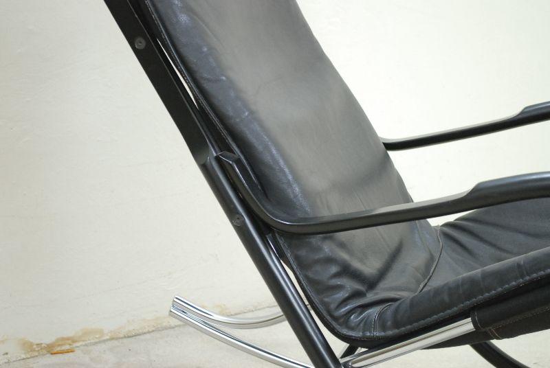 str ssle wk 633 rocking chair nonna schaukelstuhl leder. Black Bedroom Furniture Sets. Home Design Ideas