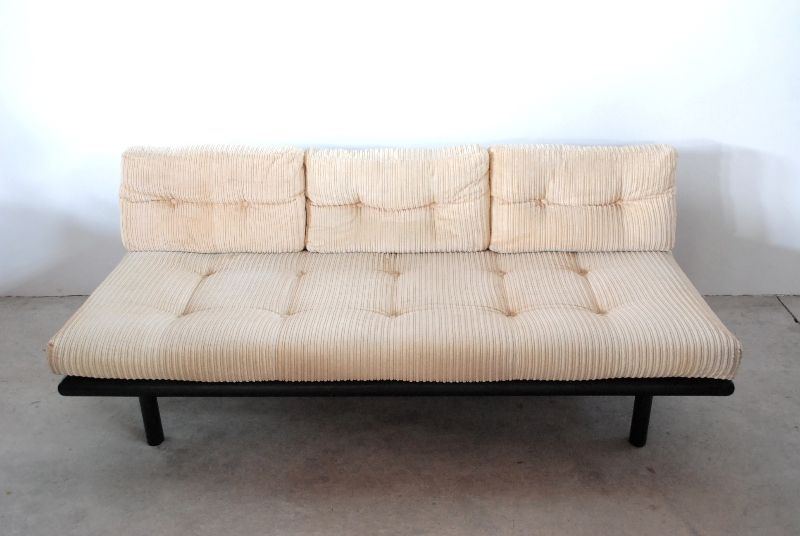 Kill international daybed modell 6603 franz k ttgen sofa for Sofa 60er gebraucht