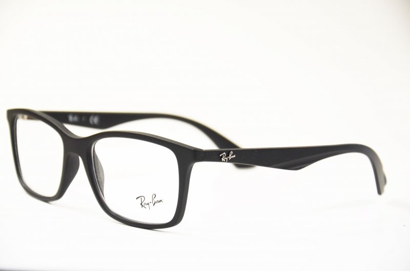 ray ban ersatzbrille 7047 5196 brille unisex kunststoff 1. Black Bedroom Furniture Sets. Home Design Ideas