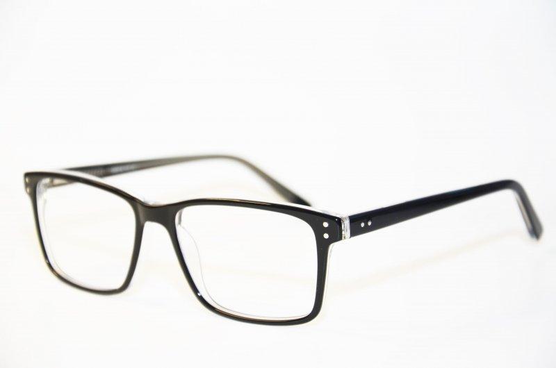 kunststoff ersatzbrille brille unisex schwarz kunststoff. Black Bedroom Furniture Sets. Home Design Ideas