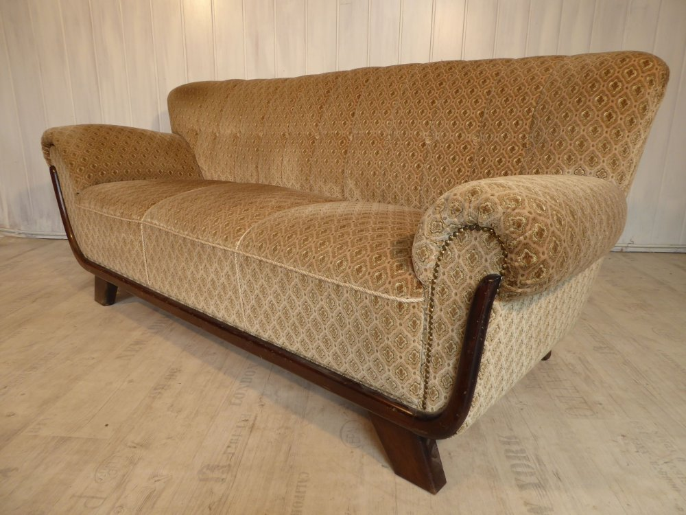 chill out area couch sofa 40er 50er retro vintage ebay. Black Bedroom Furniture Sets. Home Design Ideas