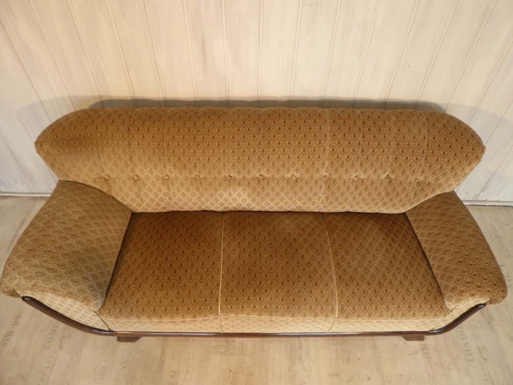 Chill out area couch sofa 40er 50er retro vintage for Sofa 1 20 breit