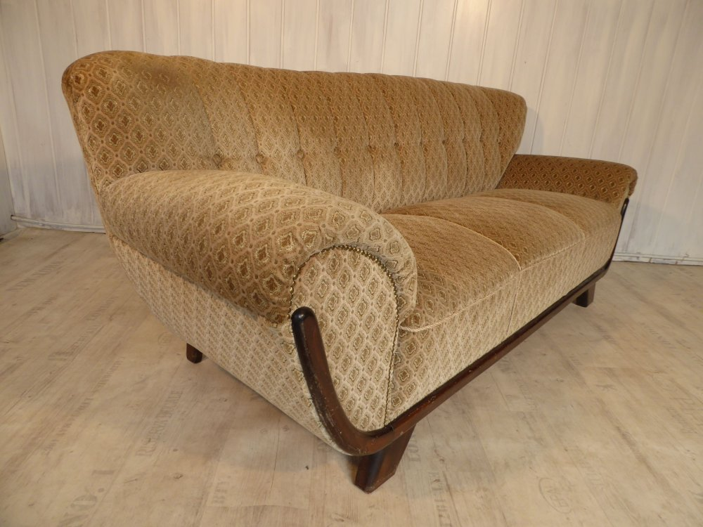 chill out area COUCH SOFA 40er 50er RETRO VINTAGE