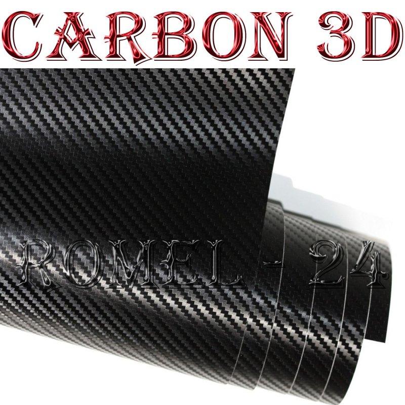 18 00 m 3d carbon folie auto carbonfolie schwarz. Black Bedroom Furniture Sets. Home Design Ideas