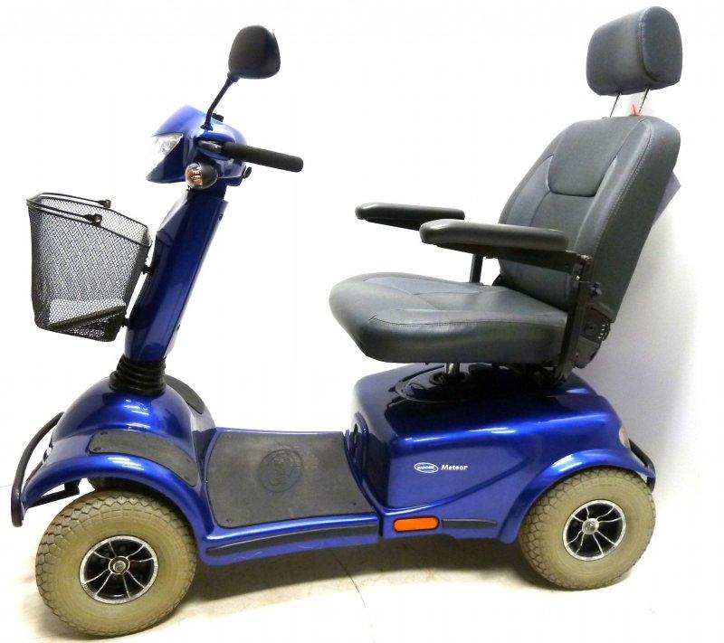 elektromobil invacare meteor scooter 15 km h akku. Black Bedroom Furniture Sets. Home Design Ideas