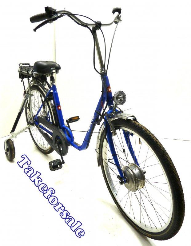 haverich e bike fahrrad th 26 zoll therapiedreirad. Black Bedroom Furniture Sets. Home Design Ideas
