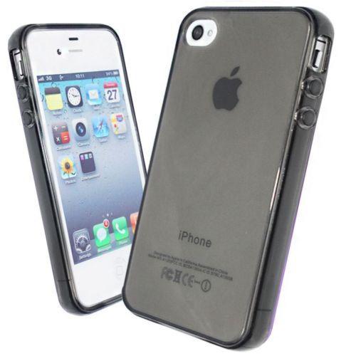 iphone 4 4s tpu h lle silikon cover schale case. Black Bedroom Furniture Sets. Home Design Ideas