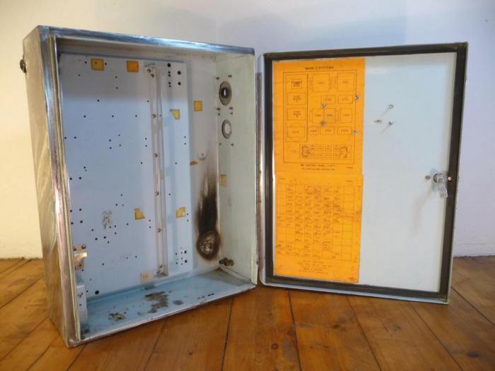 Schrank industrieschrank metallschrank detroit for Schrank industriedesign