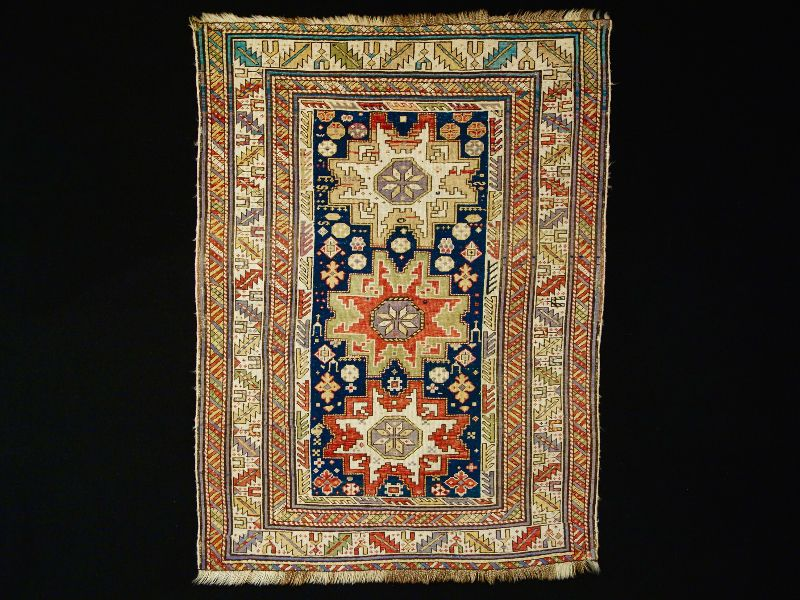 Antike Lesghi Teppich, Old ( Lesghi )Rug  eBay