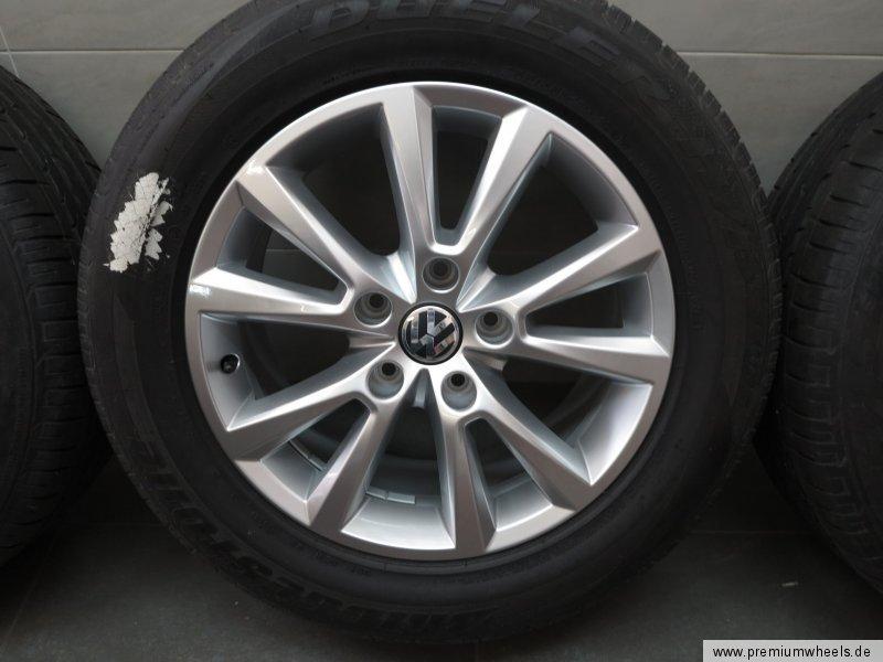 18 inch original summer wheels vw touareg 7p kara kum summer tyres rims ebay. Black Bedroom Furniture Sets. Home Design Ideas