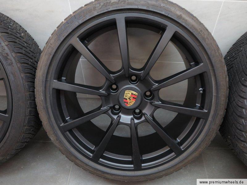 20 inch original winter wheels porsche 911 991 c2 carrera s classic ii wheel. Black Bedroom Furniture Sets. Home Design Ideas