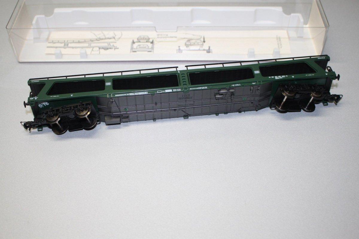 fleischmann 5284 doppelstock autotransportwagen ddm915 db. Black Bedroom Furniture Sets. Home Design Ideas