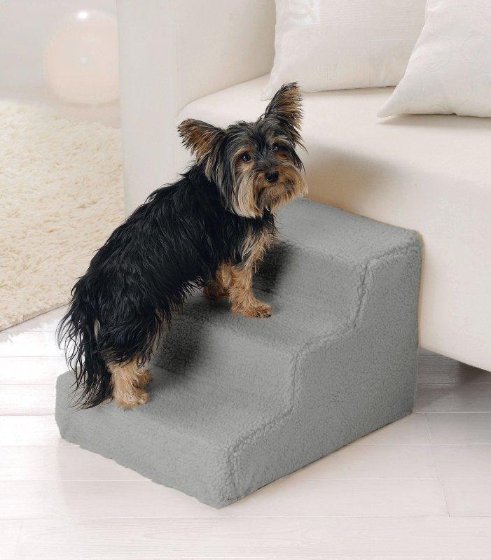 haustier treppe aufstiegshilfe hund und katze hunde. Black Bedroom Furniture Sets. Home Design Ideas
