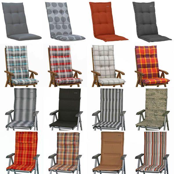 Gartenmobel Teak Pflege : 20 Farben Kettler Gartenmöbel Auflagen Polster Kissen Sitzkissen für
