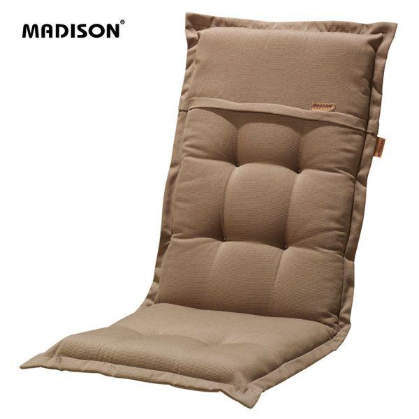neu madison auflagen rib liver fuer hochlehner sessel. Black Bedroom Furniture Sets. Home Design Ideas