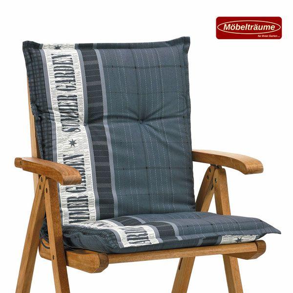 auflagen f r niederlehner sessel niedriglehner stuhlauflagen kissen sitzkissen. Black Bedroom Furniture Sets. Home Design Ideas