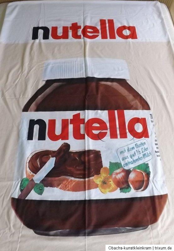 Nutella Bettwäsche Günstig Kaufen Ebay