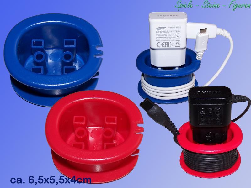 kabel box organizer kabeltrommel aufroller kabel rolle ordner haspel ebay. Black Bedroom Furniture Sets. Home Design Ideas