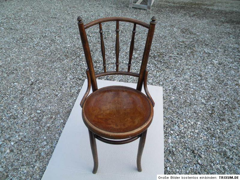 ca1910 bugholzstuhl stuhl bugholz m bel arad orig sitzfl che thonet kohn fischel ebay. Black Bedroom Furniture Sets. Home Design Ideas