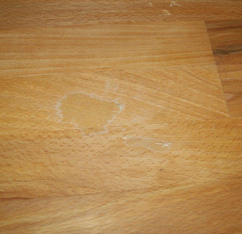 Couchtisch PETER Kernbuche Massivholz Beistelltisch Tisch